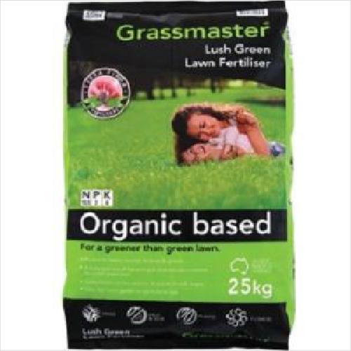Gb Grassmaster 25kg