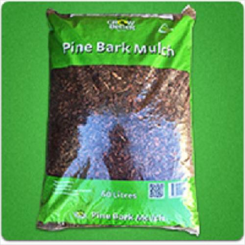 Gb Pine Bark Mulch 60lt