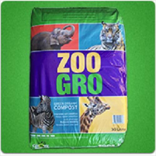 Gb Zoo Gro Compost 30lt