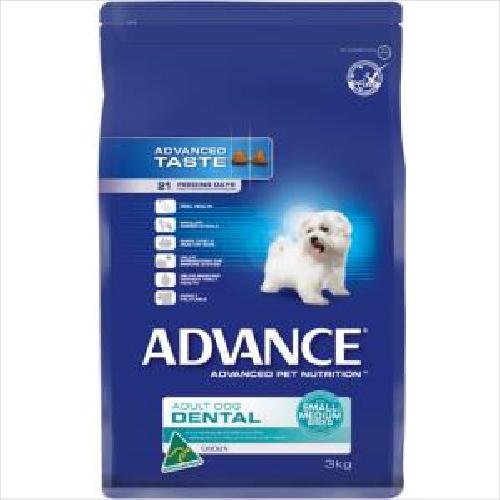 Advance Dental Small/med Brd Ckn 8kg