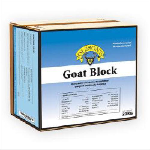 Ols Goat Block 20kg