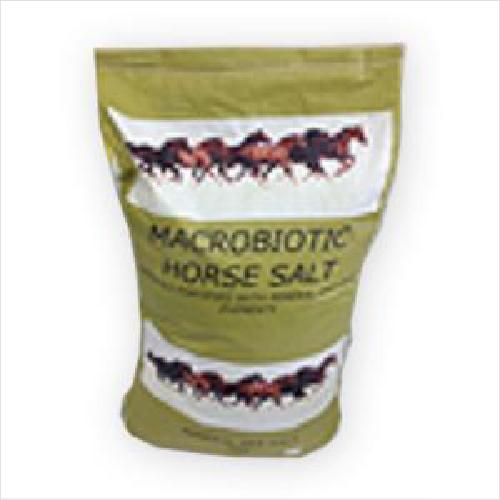 Ols Macrobiotic Horse Salt 20kgs