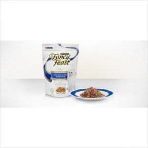 Ff Dry Tuna Prawn & Mackerel & Crab 450g