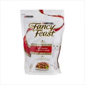 Ff Beef, Salmon & Cheese Flavour 450g