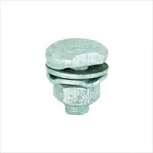 Gal Clamp Joint Hex G60355 Each