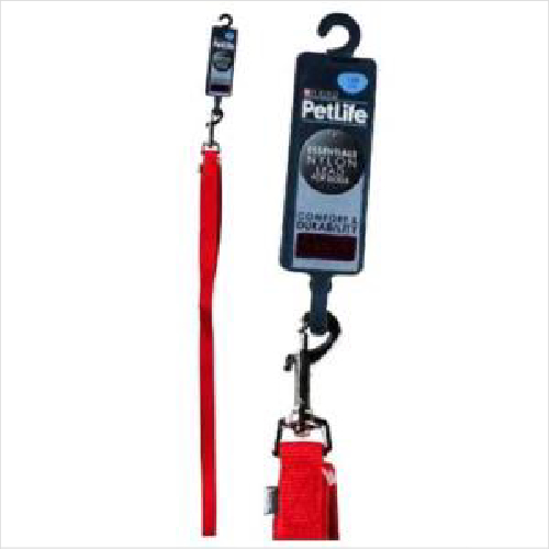 Pl Padded Lead Red 180cm