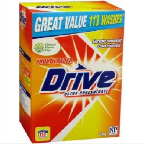 Drive Conc 5kgs Front Loader