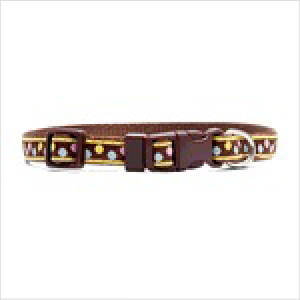 Pl Ls Fashion Puppy Collar Holky Polky