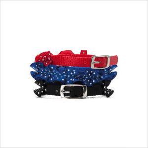 Pl Ls Fashion Puppy Collar Ruffled Puppy