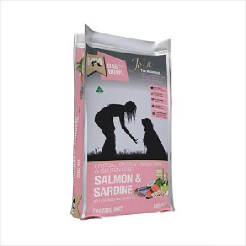 Mfm Dog Grainfree Salmon & Sardine 20kg