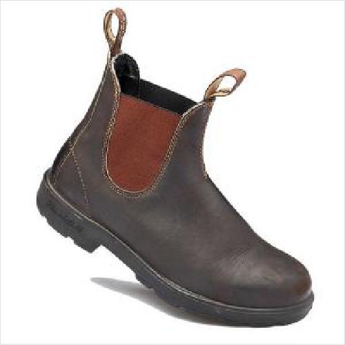 Blun 500 E/s Boot Brown Size 4