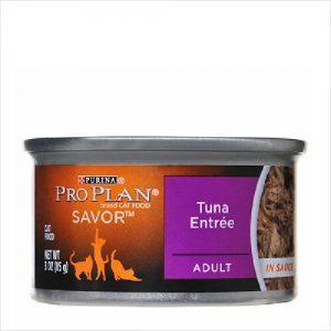 Proplan Cat Tuna Entree Gravy 85g Can