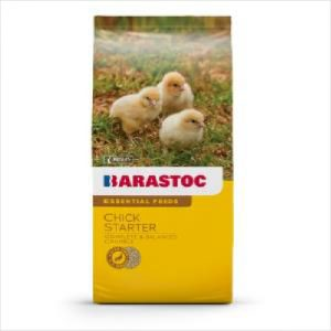 Rid Chick Starter Crumble 20kg