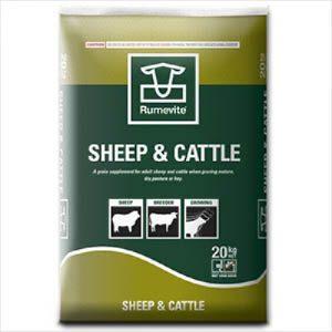 Rid Rumevite Sheep & Cattle Pellets 2