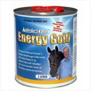 Kohnke Energy Gold 5litre