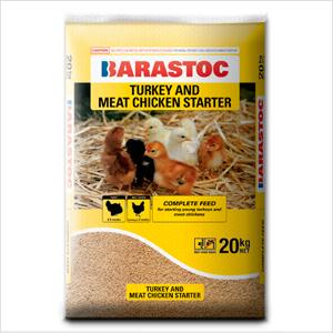 Rid Turkey & Meat Chicken Starter 20k