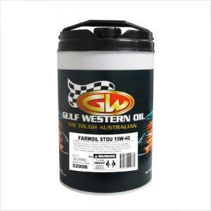 Gw Stou Farm Oil 15w-40 20litre