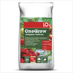 Io One Grow Fertiliser 20 Kgs