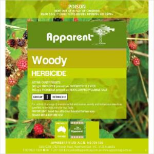 Apparent Woody 1 Litre
