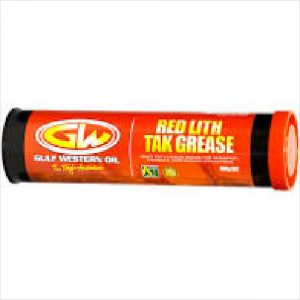 Gw Red Lith Tak Grease Cart 450g