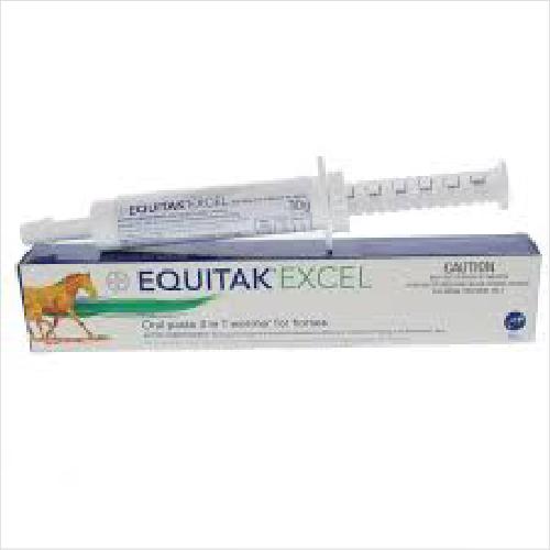 Bayer Equitak Excel 30g Wormer