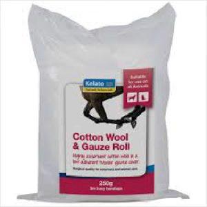 Kelato Cotton Wool & Gauze 500gr