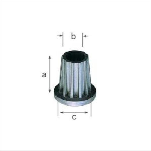 Gal Cone Plastic 20/25mm
