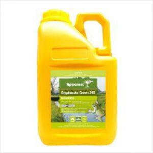 Apparent Glyphosate Green 360 5 Litre