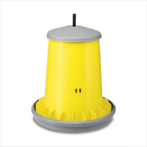 Bb Sup Poultry Feeder W Cover- 5kg