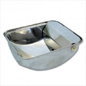 Bb Supreme S/s Drinking Bowl With Float