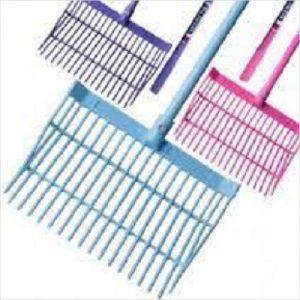 Evo Bedding Fork Purple