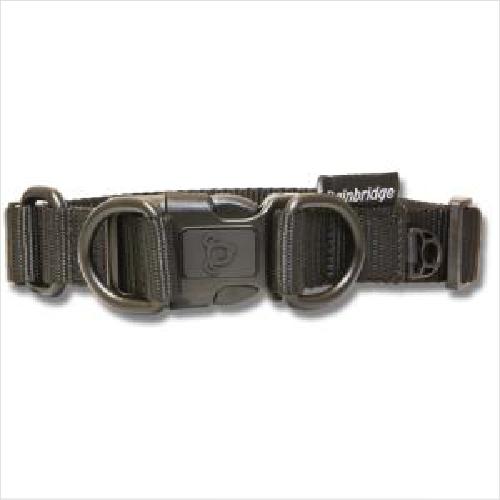 Bb Nylon Double Ring Collar Extra Large
