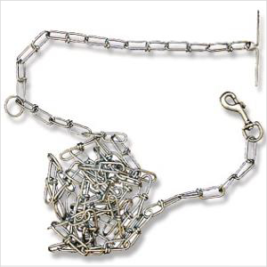 Bb Dog Tie Out Chain 2.50mm X 3m