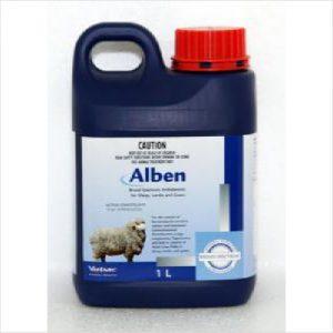 Virbac Alben 1ltr ( Albendazole )