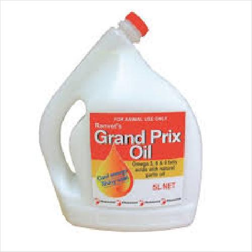 Ranvet Grand Prix Oil 5ltr