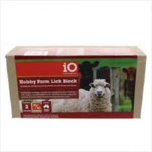 Io Hobby Farm Block 2 Kg