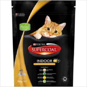 Supercoat Cat Indoor 8 Kg