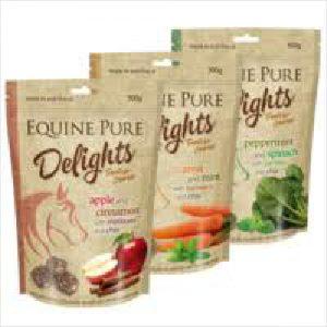 Equine Pure Delights Apple&cmon 500g