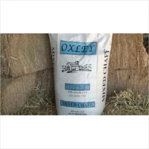 Oxley Mixed Chaff 25kg