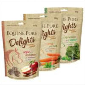 Equine Pure Delights Peppermint 500g