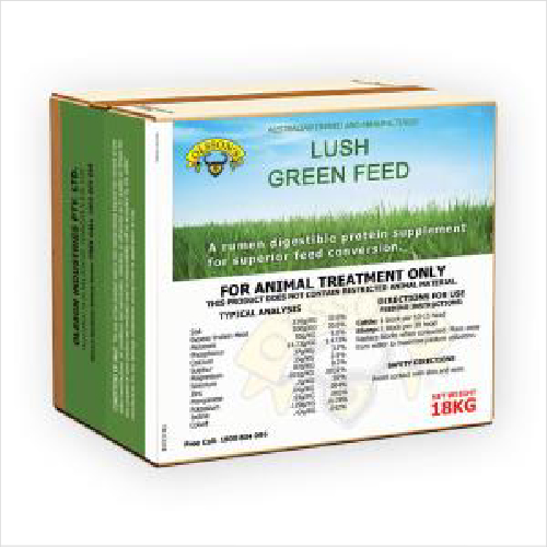 Ols Lush Green Feed Block 20kg