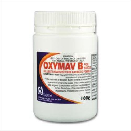 Oxymav B 100g