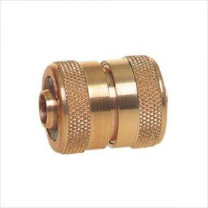 Neta Brass Hose Joiner Ez 12mm