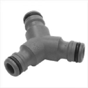Gardena Plas 3-way Coupling 12mm