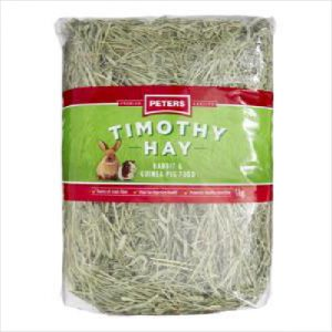Peters Timothy Hay Usa 1kg
