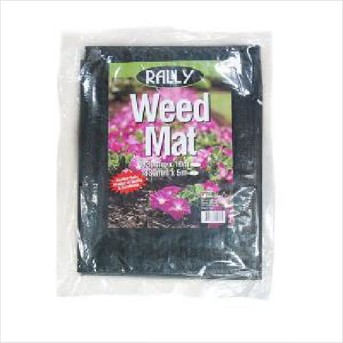 Rally Weed Mat Woven 1830mm X 5m