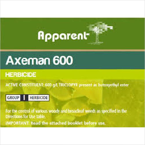 Apparent Axeman 600 10 Litre