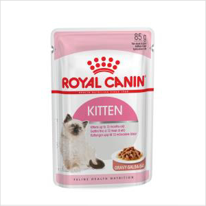 Rc Cat Kitten Inst Gravy Sach 85g