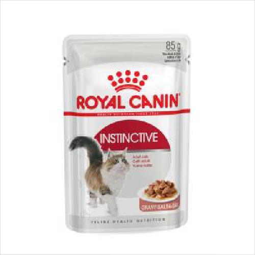 Rc Cat Instinctive Gravy Sach 95g