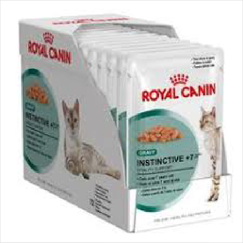 Rc Cat Instintice +7 Jelly Sach 85g